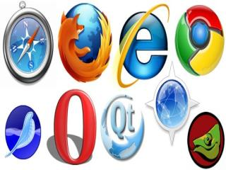 Post 10 internet browser logos